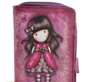 Ladybird - Zip Wallet By Gorjuss Thumbnail 5