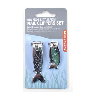 Big Fish & Little Fish Nail Clipper Set Thumbnail 1