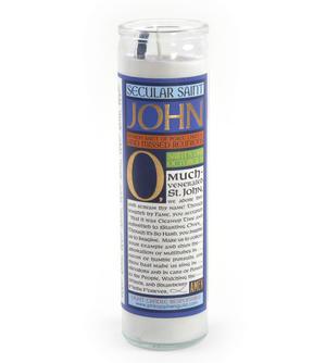 John Lennon Candle Thumbnail 4