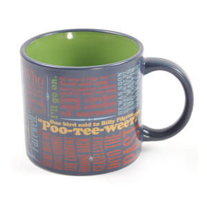Greatest Last Lines of Literature Ever Mug - Gatsby, Moby Dick, Quixote, 1984 etc Thumbnail 2