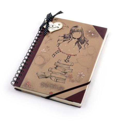 New Heights Sketchbook Journal by Gorjuss