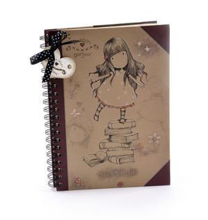 New Heights Sketchbook Journal by Gorjuss Thumbnail 3