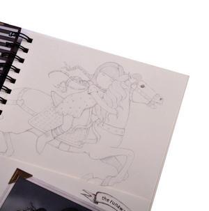New Heights Sketchbook Journal by Gorjuss Thumbnail 5