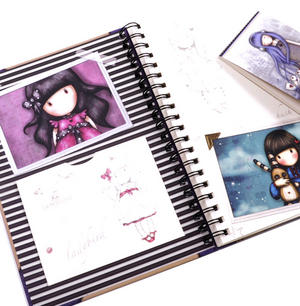 Dear Alice Sketchbook Journal by Gorjuss Thumbnail 4