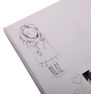 Dear Alice Sketchbook Journal by Gorjuss Thumbnail 6