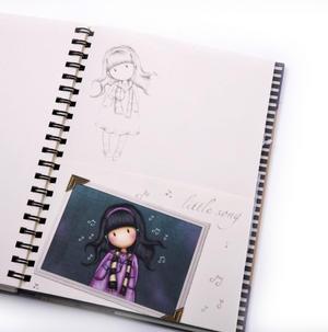Dear Alice Sketchbook Journal by Gorjuss Thumbnail 7