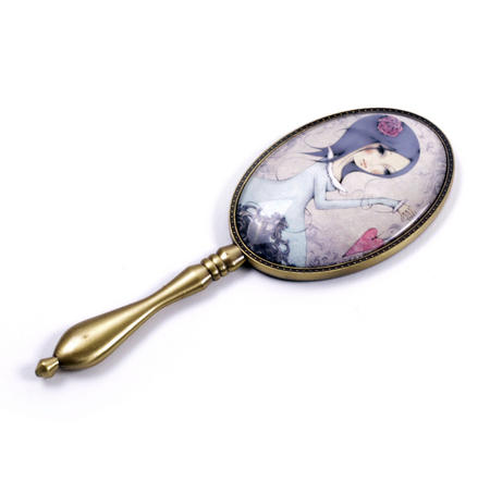 All For Love Hand Mirror - Mirabelle Handmirror