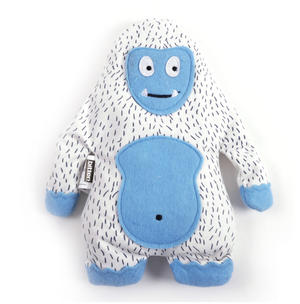 Huggable Yeti - Microwavable Soft Snow Monster Thumbnail 3