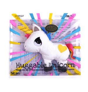 Huggable Unicorn - Microwavable Soft Fantasy Fun Thumbnail 2