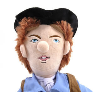 Billy the Kid Soft Toy - Little Thinkers Doll Thumbnail 1