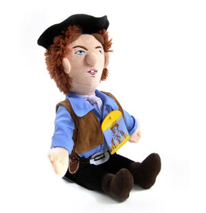 Billy the Kid Soft Toy - Little Thinkers Doll Thumbnail 2