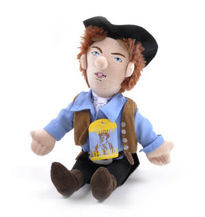 Billy the Kid Soft Toy - Little Thinkers Doll Thumbnail 3