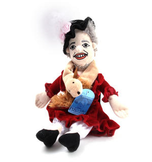 Eleanor Roosevelt Soft Toy - Little Thinkers Doll Thumbnail 2