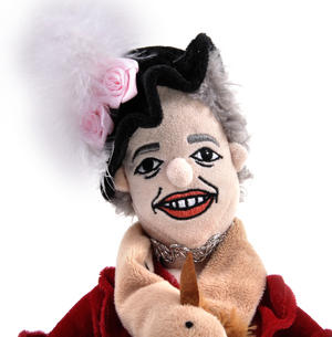 Eleanor Roosevelt Soft Toy - Little Thinkers Doll Thumbnail 3
