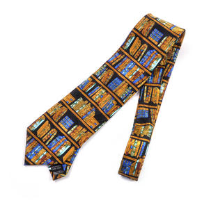 Book Library Tie for Librarians, Booksellers and Bibliophiles Thumbnail 2