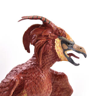 Fawkes the Pheonix - Harry Potter Replica Noble Collection Thumbnail 2