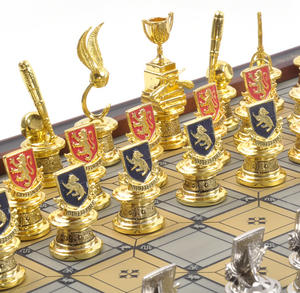 Harry Potter Quidditch Chess Set Thumbnail 4