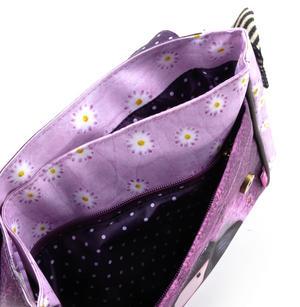 Oops a Daisy Cross Body Satchel Bag By Gorjuss Thumbnail 6