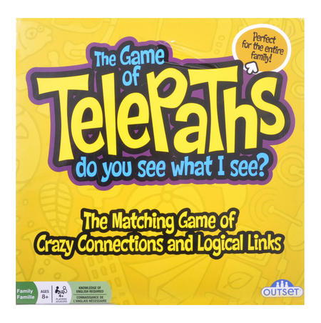Telepaths Game Board Set