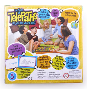 Telepaths Game Board Set Thumbnail 3