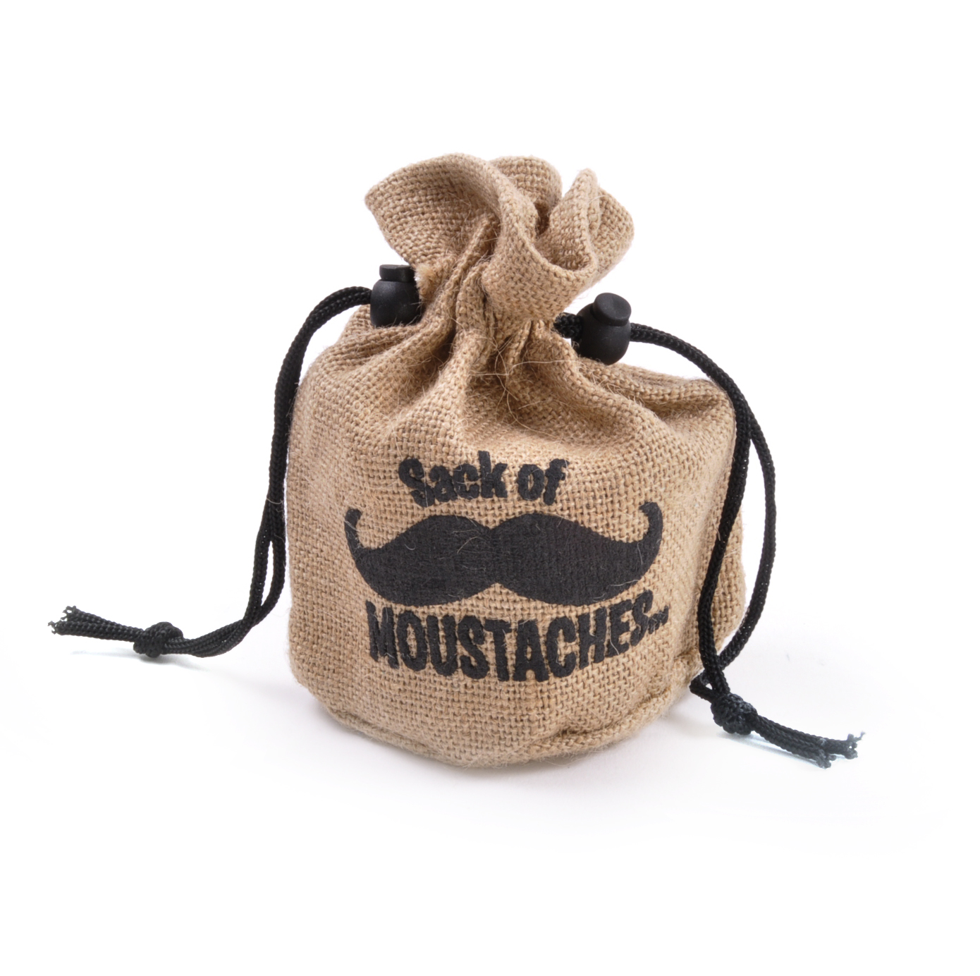 sack of moustaches the moustache game pink cat shop. Black Bedroom Furniture Sets. Home Design Ideas