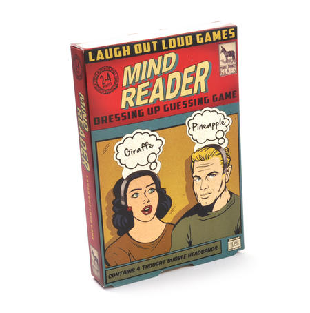 Mind Reader - The Dressing Up Guessing Game