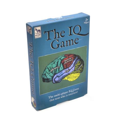 IQ Game - The Multi-Player IQ Game