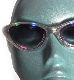 LED Flashing Glasses Thumbnail 1