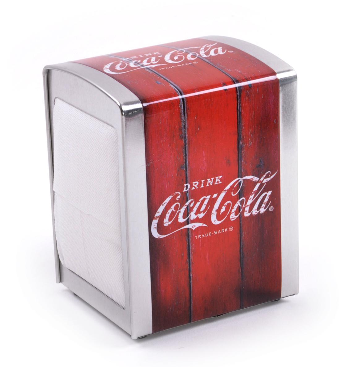 Coca Cola Bathroom Decor: Retro Coke Diner Napkin