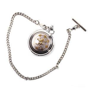 Scottish Lion Pocket Watch