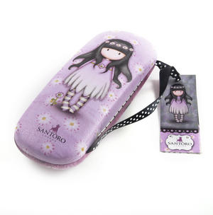 Oops a Daisy Glasses Case by Gorjuss Thumbnail 3