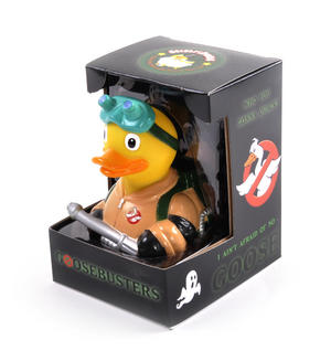 Goosebusters Rubber Duck - Celebriduck for Ghostbusters Fans Thumbnail 2