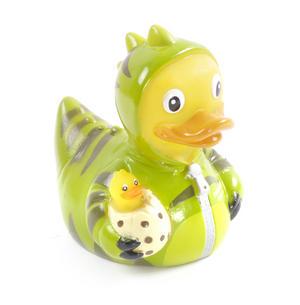 Jurassic Quack Rubber Duck - Celebriduck for Jurassic Park Dinosaur Fans Thumbnail 3