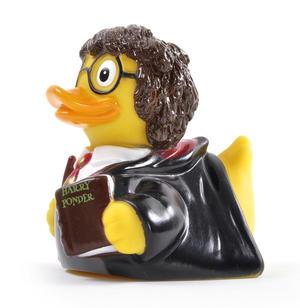 Harry Ponder Rubber Duck - Celebriduck for Harry Potter Fans Thumbnail 2