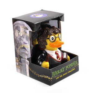 Harry Ponder Rubber Duck - Celebriduck for Harry Potter Fans Thumbnail 3