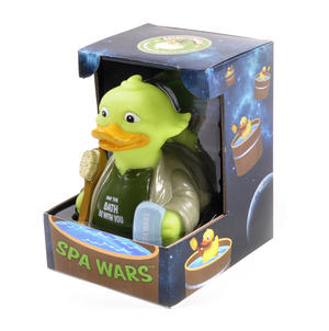 Spa Wars Rubber Duck - Celebriduck for Star Wars Yoda Fans Thumbnail 4