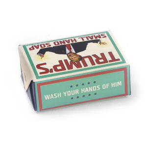 Trump's Small Hand Soap - Donald Trump Soap for Dirty Politics Thumbnail 2