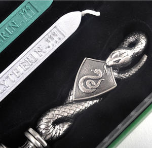 Harry Potter Replica Slytherin Sealing Wax Set Thumbnail 2