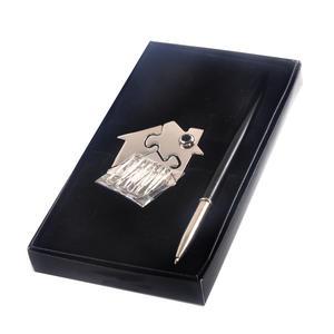 House Jigsaw - Magnetic Pen Holder Desk Organiser Thumbnail 5