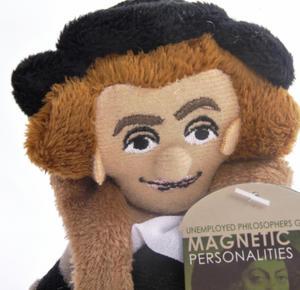 Christopher Columbus Finger Puppet & Fridge Magnet Thumbnail 2
