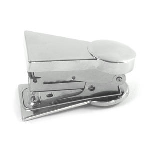 Keyhole Polished Steel Stapler Thumbnail 3