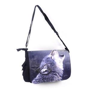 Ascending Song - 40cm Wolf Messenger Bag Thumbnail 2
