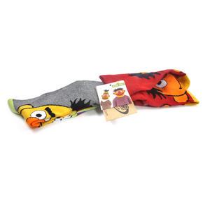 Sesame Street Bert & Ernie Muppet Socks Thumbnail 2