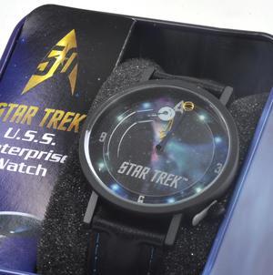 Star Trek U.S.S. Enterprise Watch - The Wristwatch For Trekkies Thumbnail 2