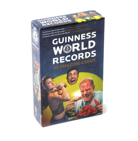 Guinness World Records - 52 Amazing Cards