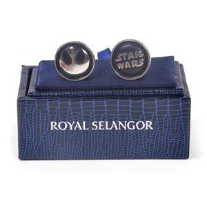 Cufflinks - Star Wars Rebel Alliance by Royal Selangor