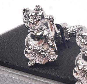 Cufflinks - Lucky Cat Thumbnail 4