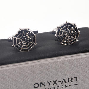 Cufflinks - Spider and Web Thumbnail 2