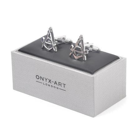 Cufflinks - Masonic Compass and Dividers