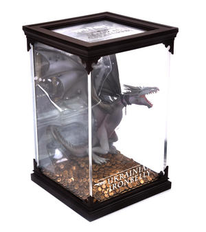 Ukrainian Ironbelly - Harry Potter Magical Creatures by Noble Collection Thumbnail 1